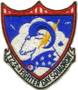 723d Tactical Fighter Squadron