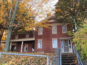 Hamilton Millwright-Agent's House - 757 Main Street
