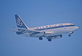 81am - Olympic Airways Boeing 737-200; SX-BCI@ZRH;27.01.2000 (6350230701).jpg
