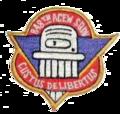 848th Aircraft Control and Warning Squadron - Emblem.png