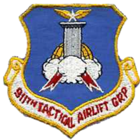 911th Tactical Airlift Group - Emblem