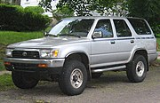 Toyota 4Runner 1990 1991 1992 1993 1994 1995 Manual De Reparacion Automotriz