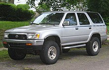 1992 1995 Toyota 4runner Us Facelift