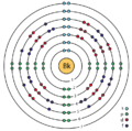 97 berkelium (Bk) enhanced Bohr model.png