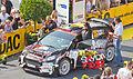 ADAC Rallye Deutschland 2013 - Fahrerpräsentation auf dem Roncalliplatz-4727.jpg