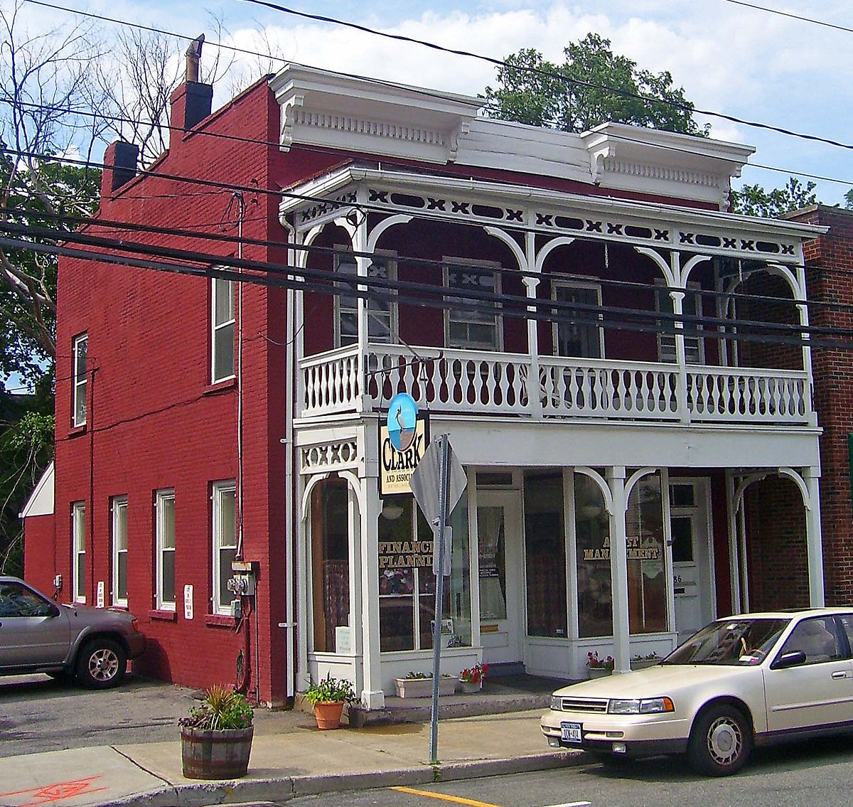 A J Clark Store Wikipedia
