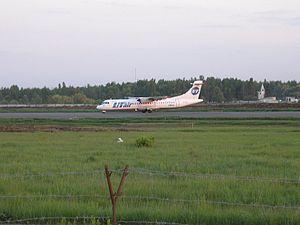 ATR-72 of UtAir in Belgorod.jpg