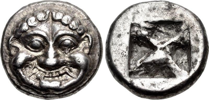 ATTICA, Athens. Circa 545-525-15 BC
