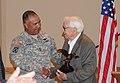 AUSA honors long-time member (6079884986).jpg