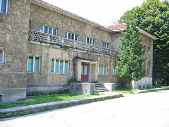 Anti-Fascist Council for the National Liberation of Yugoslavia - The building where AVNOJ met for the second time in Jajce. Picture taken in the summer of 2005.