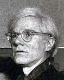 Andy Warhol - Wikipedia, den frie encyklopædi