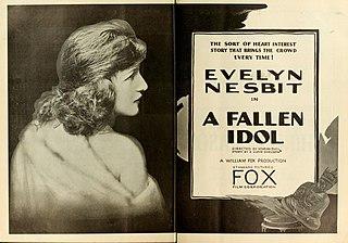 <i>A Fallen Idol</i> 1919 film by Kenean Buel