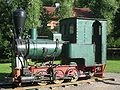 A narrow gauge locomotive in Fiskars village.jpg