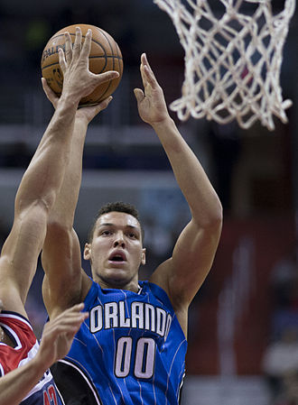Aaron Gordon - Gordon with the Magic in November 2014