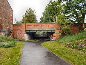 Abbey Hey Lane Bridge - geograph.org.uk - 2411715.jpg