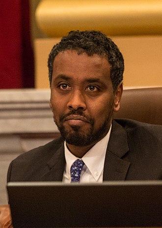 Abdi Warsame - Image: Abdi Warsame