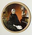Abikaasa portree, Carl Timoleon von Neff, EKM j 3066 M 2287.jpg