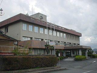 Abu, Yamaguchi Town in Japan