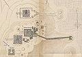 Abusir map Borchardt 1907.jpg