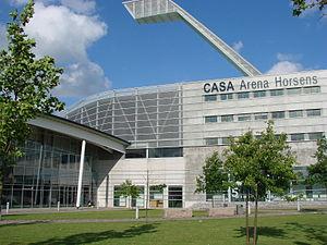 Forum Horsens Arena - Image: Ac horsens
