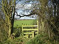 Access to a footpath - geograph.org.uk - 1065394.jpg