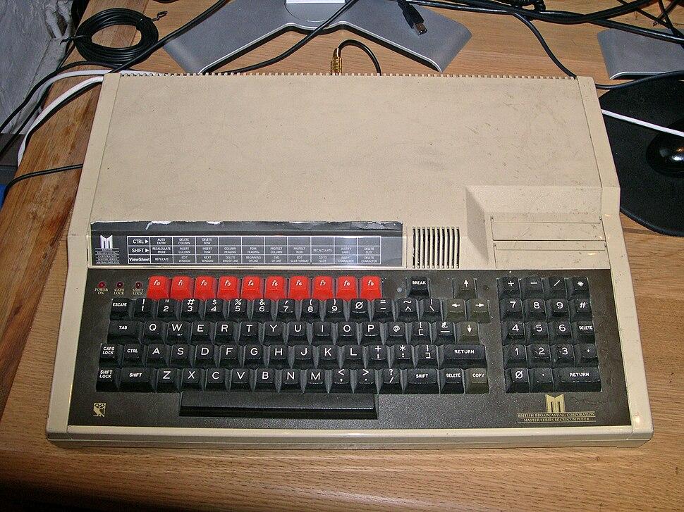 Acorn BBC Master Series Microcomputer