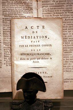 O Acto Medi�tico de Napole�o