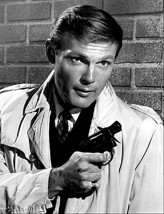 Adam West - West in The Detectives (1961)