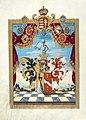 Adelsdiplom - Martony 1790 - Wappen.jpg