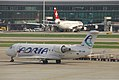 Adria Airways Canadair CRJ200LR; S5-AAI@ZRH;08.04.2011 593be (5602262181).jpg