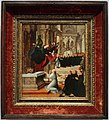 Adrien ysenbrandt, visione di sant'ildefonso, 1520-50 ca.jpg
