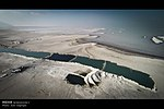 Aerial photograph of Lake Urmia 20151222 11.jpg