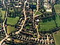 Aerial view of Hedon from the North - geograph.org.uk - 324132.jpg