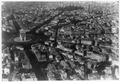 Aerial view of Paris, France, from balloon, showing the Arc de Triomphe at left center LCCN92514595.tif