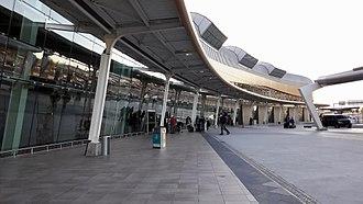 Faro Airport - Terminal building