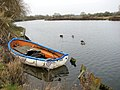 Afloat but only just - geograph.org.uk - 1759827.jpg