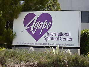 Michael Beckwith - Michael Beckwith founded the Agape Spiritual Center