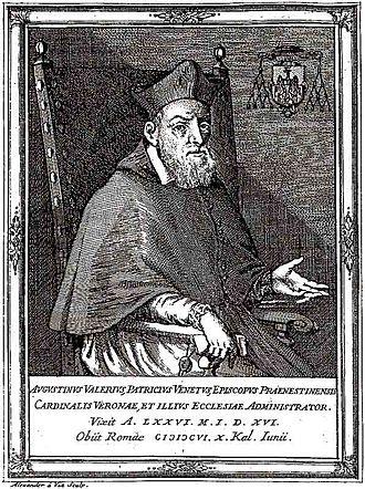 Agostino Valier - Agostino Valier