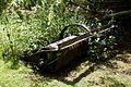 Agricultural roller in nettles Hatfield Broad Oak Essex England.jpg