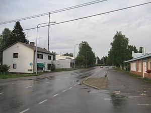 Ristijärvi - Ristijärvi