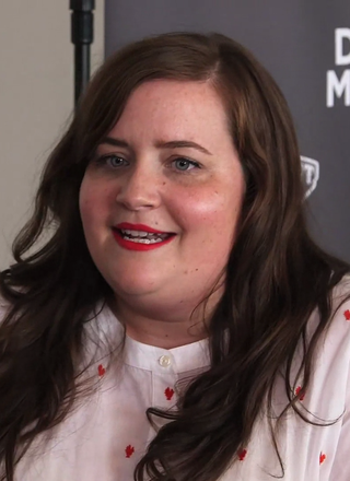 Aidy Bryant American actress and comedian