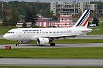 Air France, F-GRXJ, Airbus A319-111 (29553265742).jpg