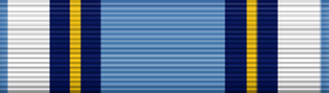 Awards and decorations of the United States Armed Forces - Image: Air Reserve Forces Meritorious Service Medal ribbon