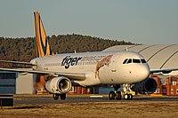 VH-VNC - A320 - Tigerair Australia