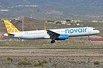 Airbus A321-231 'SE-RDO' Novair (24546267319).jpg