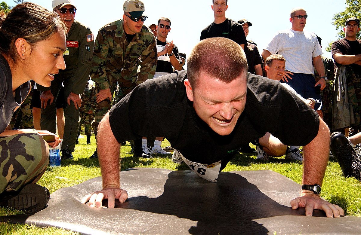 United States Air Force Fitness Assessment Wikipedia