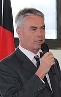 Alan Griffin MP, Federal Member for Bruce.jpg