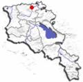 Alaverdi locator map.png