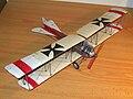 Albatros B.I paper model.JPG
