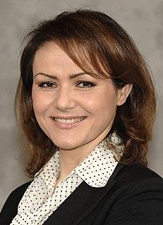 Nebahat Albayrak Turco-Dutch politician and civil servant